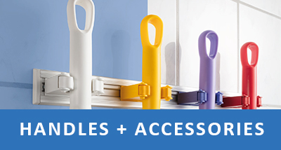 handles + accessories