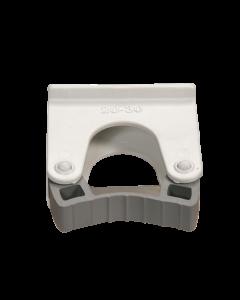Ersatz-Stielhalterungen für Alu-Geräteleiste
