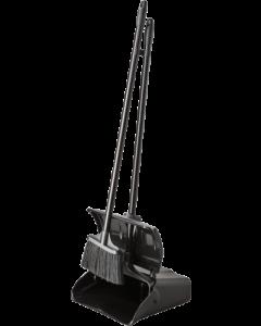 Kehrgarnituren mit langem Stahlstiel-8999
